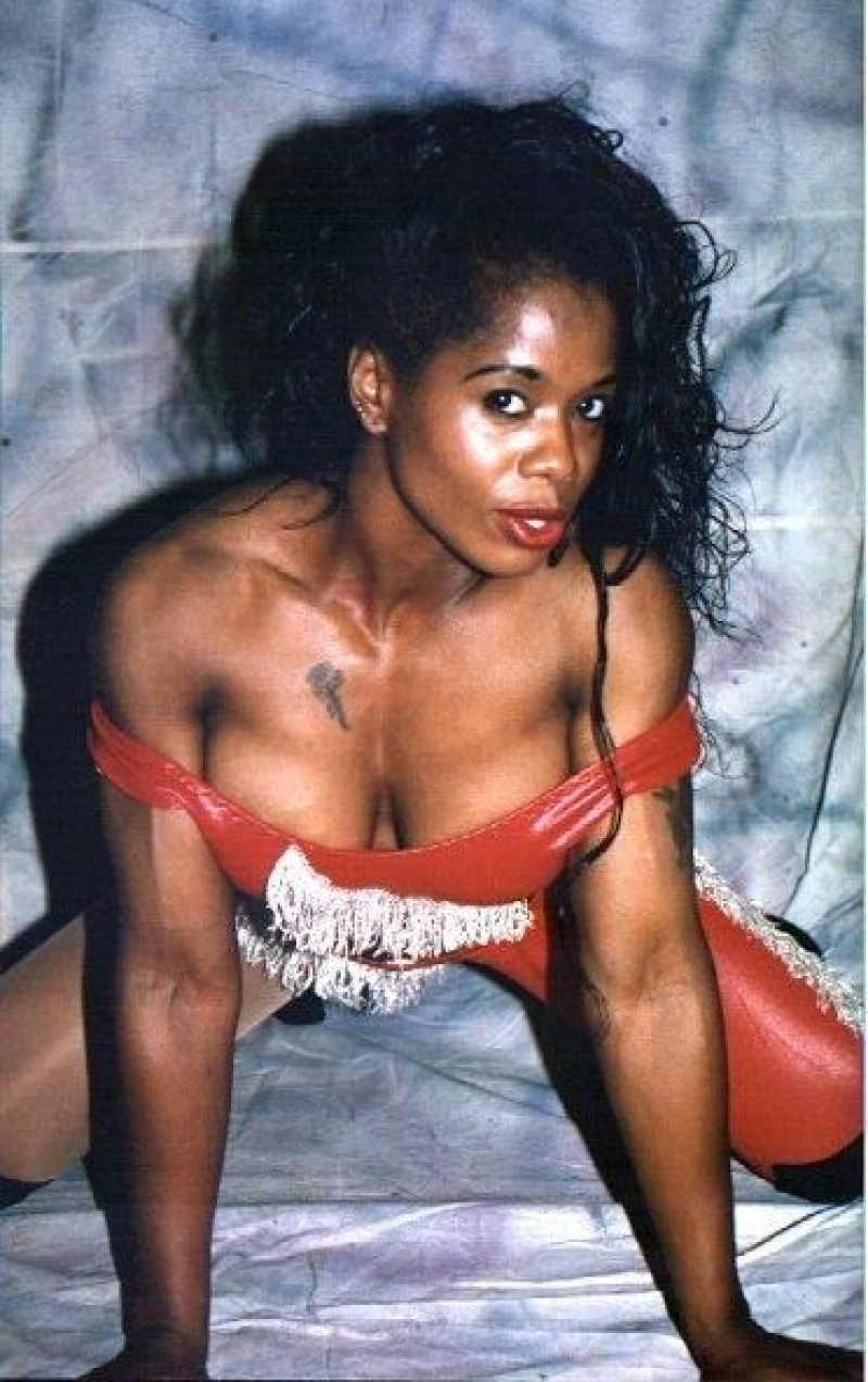 Jacqueline wwf nude Nude Photos 18