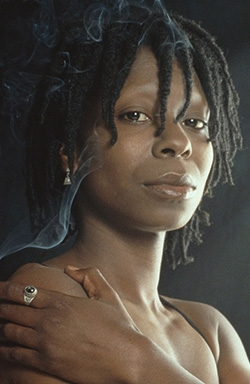 WATCH: Whoopi Goldberg Nude & Pussy! New Leaked Photos